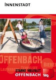 Flyer: Stadtteil Innenstadt (1484 KB) - SPD Offenbach