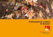 Familienpolitische Leitlinien für Hannover der SPD - Kerstin Tack