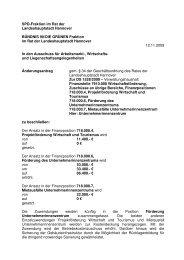 7910 - Unternehmerinnenzentrum - SPD-Ratsfraktion Hannover