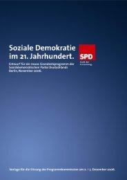 2. Die Grundwerte der Sozialen Demokratie - SPD Saar