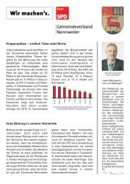 GV-Flyer 1 - SPD Saar