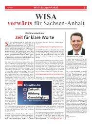 So viel Anfang wie am 22. April 2007 ist - SPD-Landesverband ...