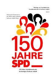 Heft 6 - SPD-Landesverband Sachsen-Anhalt