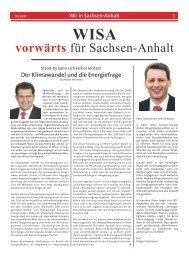 Der Klimawandel und die Energiefrage - SPD-Landesverband ...