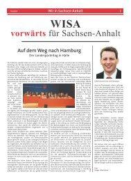 Vorwaerts Okt_07.indd - SPD-Landesverband Sachsen-Anhalt