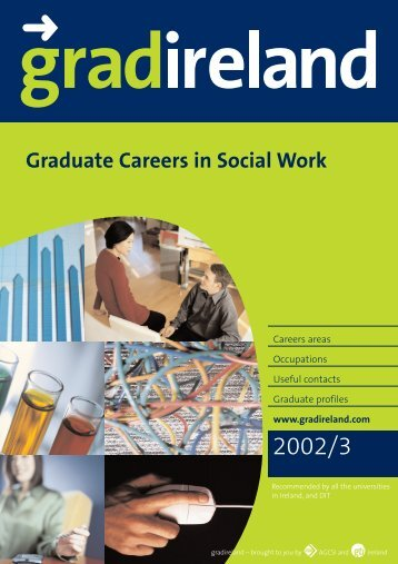 A Career in Social Work - St. Patrick's College