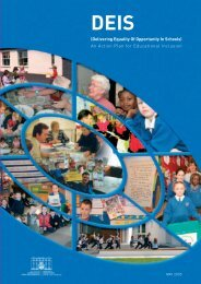 An Action Plan for Educational Inclusion - Department of Education ...