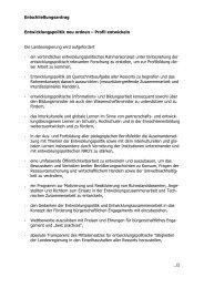 Entschließungsantrag Entwicklungspolitik neu ordnen – Profil ...