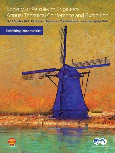 Exhibitor Prospectus - Society of Petroleum Engineers