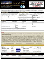 Application/Contract for Exhibit Space - Society of Petroleum ...