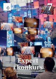 EB7-2012 - Elektronikbranschen