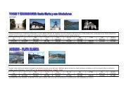TOURS Y EXCURSIONES: Santa Marta y sus Alrededores