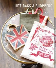 JUTE BAGS & SHOPPERS - Speciality & Fine Food Fair