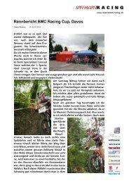 2012 Rennbericht Balgach-1 - Specialized Racing Team