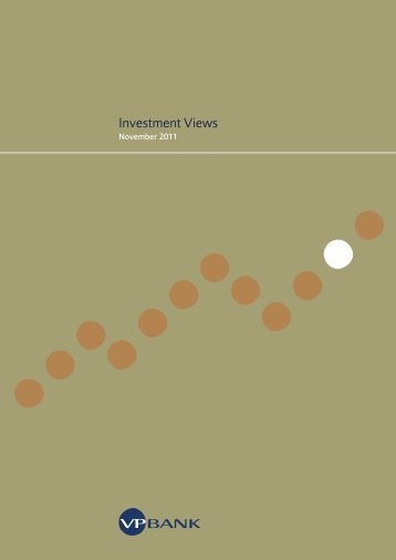 Investment Views - VP Bank