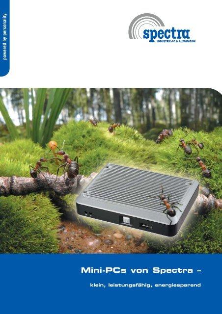 Brochure_Mini-PC - Spectra Computersysteme GmbH