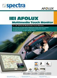 IEI AFOLUX - Spectra Computersysteme GmbH