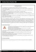 Spectra PowerBox 1260 - Spectra Computersysteme GmbH - Seite 6