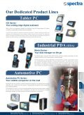 Tablet PC - Spectra Computersysteme GmbH - Page 5