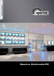 Spectra Multimedia-PC - Spectra Computersysteme GmbH