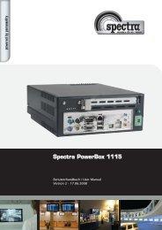 Spectra PowerBox 1115