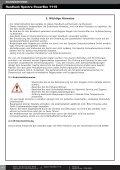 Spectra PowerBox 1115 - Seite 6
