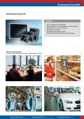 Industrie-PC mit Flachdisplay & Industrielle Monitore - Spectra ... - Page 5