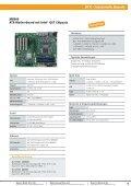INDUSTRIELLE PC-BOARDS - Spectra Computersysteme GmbH - Seite 5