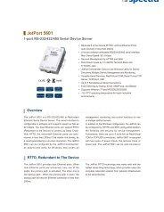 Jetport 5601 - Spectra Computersysteme GmbH