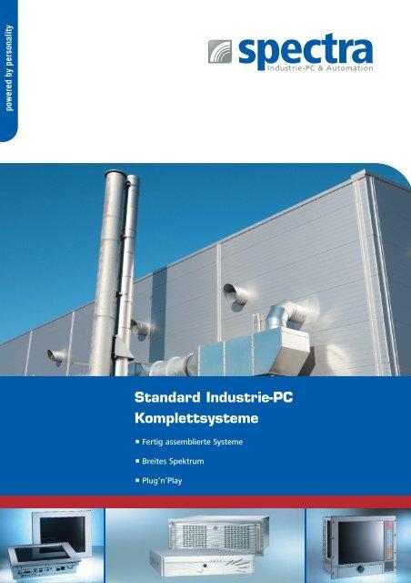 Standard Industrie-PC Komplettsysteme - Spectra Computersysteme ...