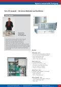 Standard Industrie-PC Komplettsysteme - Spectra Computersysteme ... - Seite 3
