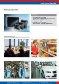 Industrie-PC mit Flachdisplay & Industrielle Monitore - Spectra ... - Seite 5
