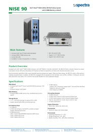 NISE 90 - Spectra Computersysteme GmbH