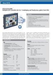 Datenblatt - Spectra Computersysteme GmbH