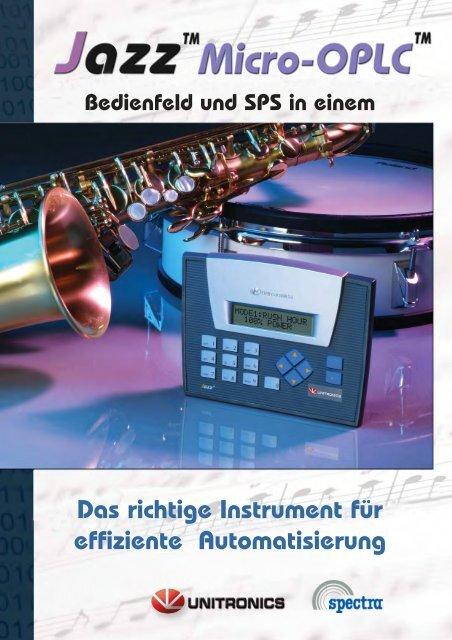 Das richtige Instrument für effiziente Automatisierung - Spectra ...