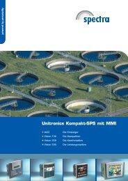 Unitronics Kompakt-SPS mit MMI - Produkte24.com