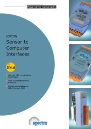 ICPCON - Spectra Computersysteme GmbH