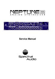 T830 Series II Base Station Equipment 136-174MHz Service Manual on