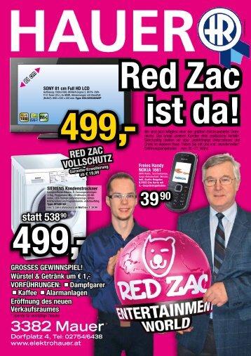 3382 Mauer - Elektro Hauer