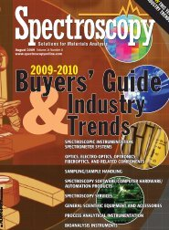 NEW THIS YEAR: INDUSTRY TRENDS - Spectroscopy