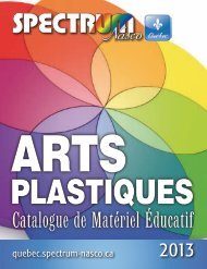 Catalogue de Matériel Éducatif