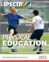 Physical Education Catalogue