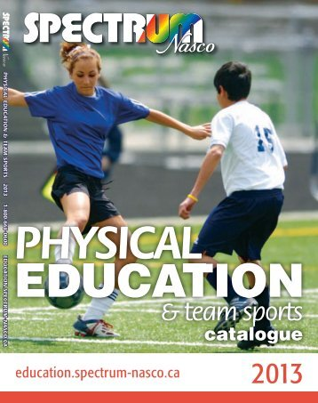 Physical Education Catalogue
