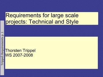 PDF presentation - Computational Linguistics and Spoken ...