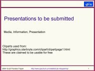 criteria for presentation submission in PDF
