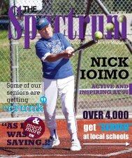 Nick Ioimo - The Spectrum Magazine - Redwood City's Monthly ...