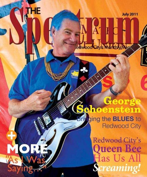 Queen Bee - The Spectrum Magazine - Redwood City's Monthly ...