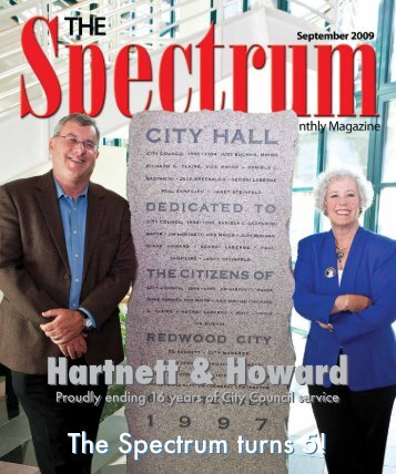 Hartnett & Howard Hartnett & Howard - The Spectrum Magazine ...