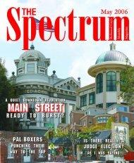 MMaaaiiinnn SStttrrreeeeeett - The Spectrum Magazine - Redwood ...
