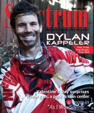 kappeler - The Spectrum Magazine - Redwood City's Monthly ...